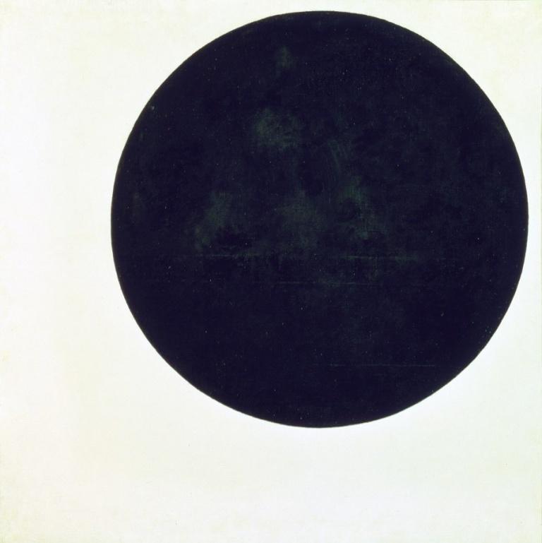 Cercle noir - Malevitch